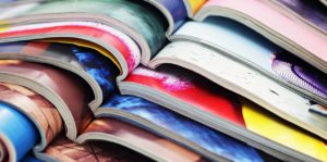 magazine content